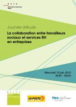 HETS : Journée d'étude La collaboration entre travailleurs sociaux et services RH en entreprises