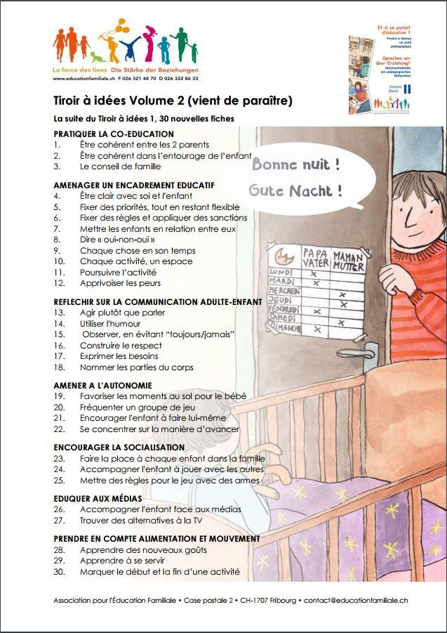 Education Familiale LE GPS DE L