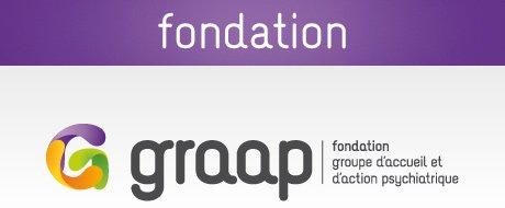 Graap Fondation groupe d'accueil et d'action psychiatrique