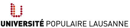 Université Populaire Lausanne